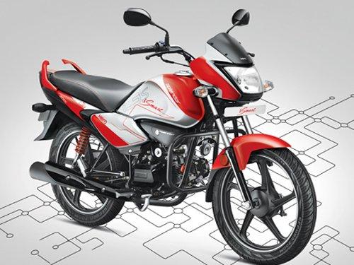 Hero launches new bike Splendor iSmart at Rs 47,250