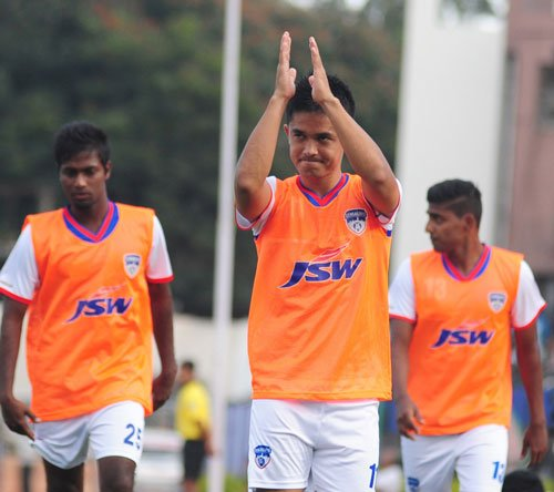 Bengaluru FC inch closer towards I-League title with 3-1 win