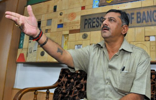 Sting operation was to finish me off politically, says Shivakumar