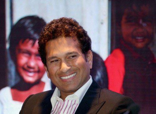 Tendulkar voted Cricketer of the Generation