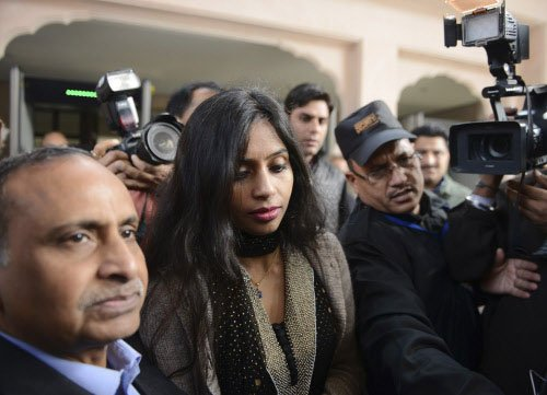 Khobragade re-indicted in US visa fraud case