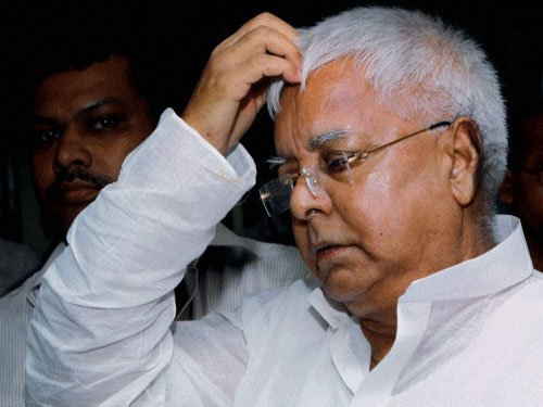 Courts, not prosecutors should decide on dropping cases against Lalu: SG to CBI