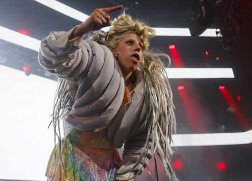Lovato slams Gaga for glamourising eating disorder