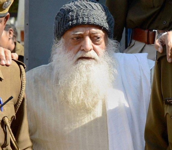 Acid attack on witness in rape case against Asaram