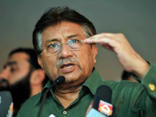 Musharraf drags former Pakistani top guns into trial