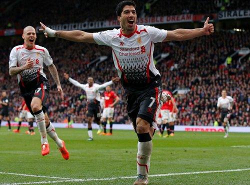 Gerrard double powers Liverpool