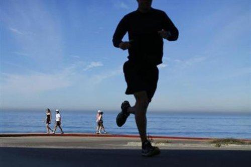 Rigorous exercise reduces flu risk