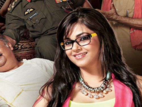 Priyanka's cousin Meera desperate to play a baddie