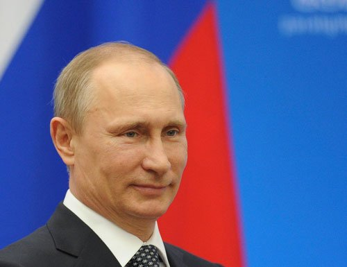 Russia recognises Crimea as sovereign, independent state