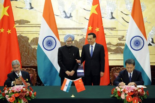 India's foreign policy self contradictory: Chinese media