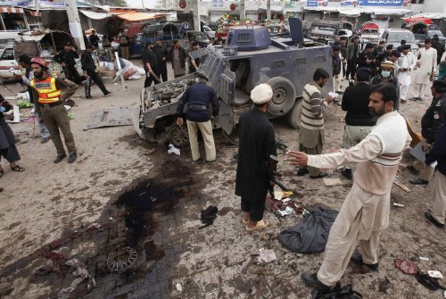Suicide bomber kills at least 13 in Afghanistan