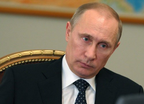 France: Russia suspended from G8