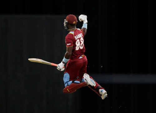 A Sammy-led Windies party on Lankan shores
