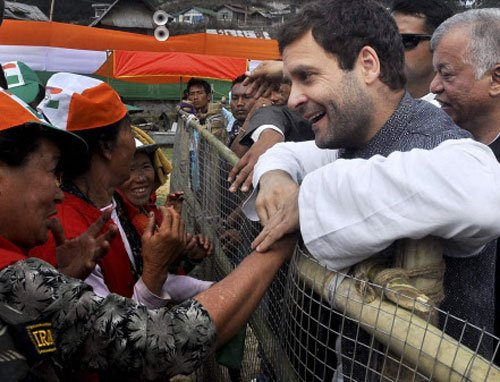 Rahul would like to settle in Arunachal 'after retirement'