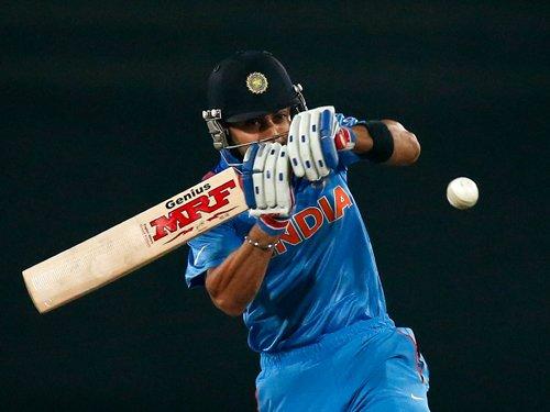Kohli smashes 73 as India beat England by 20 runs