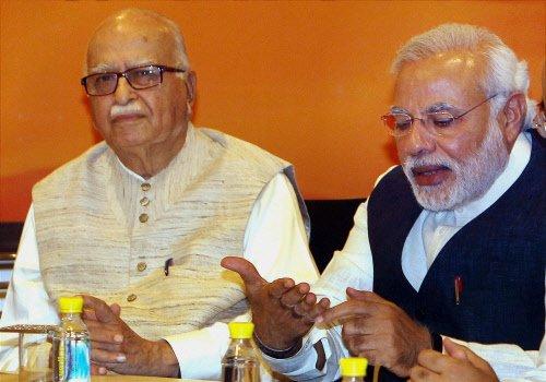 Advani gets Gandhinagar, Modi to also fight from Vadodara