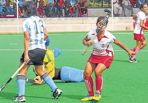 Karnataka post fine win