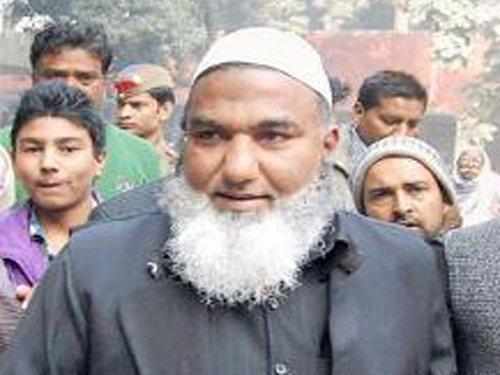 Riot-accused BSP MP to face wife in Muzaffarnagar seat