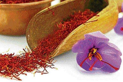 Add saffron to your beauty regime