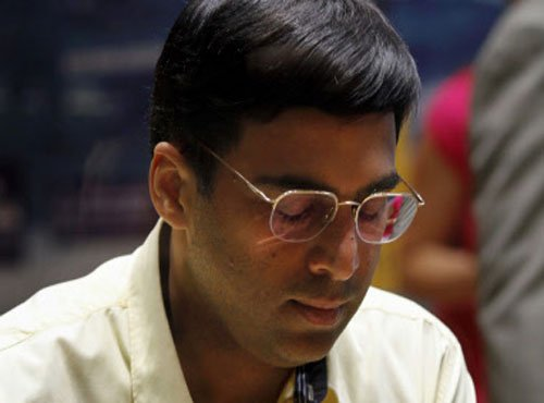 Anand faces Svidler