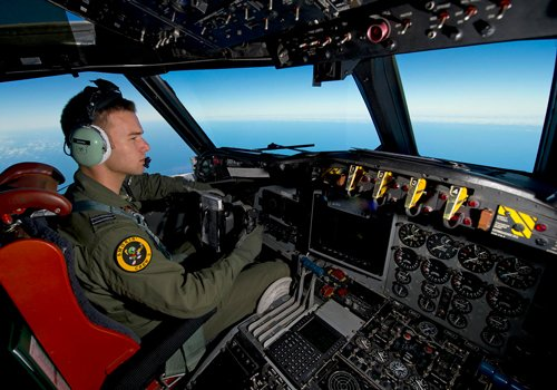 India deploys aircraft in Malaysia for MH 370 search