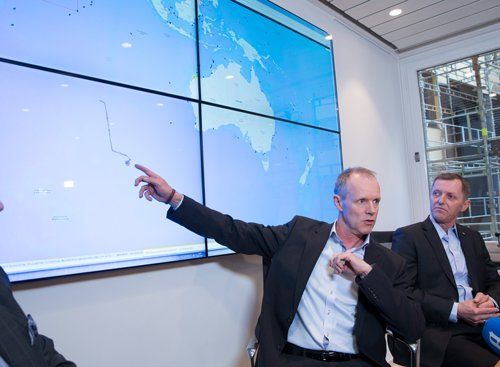 'Debris' spotted, credible lead in MH370 search