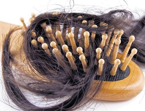 Regaining lost hair