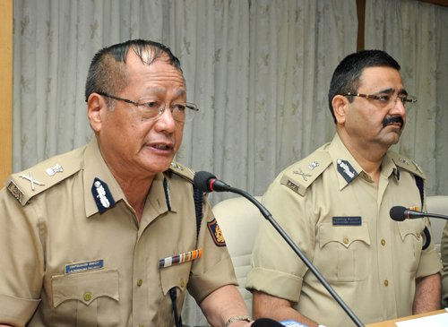 Three held in Rector murder case