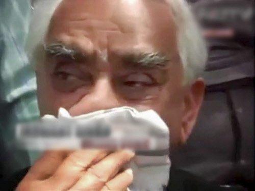 Jaswant attacks BJP leadership