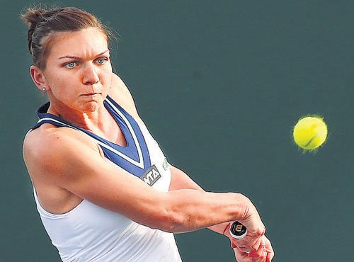 Halep galloping along with victories and titles