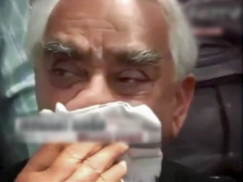 Upset Jaswant says BJP favouring outsiders