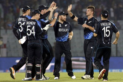 New Zealand beat England by nine runs via D/L method in WT20