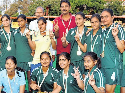 Mighty Haryana extend reign