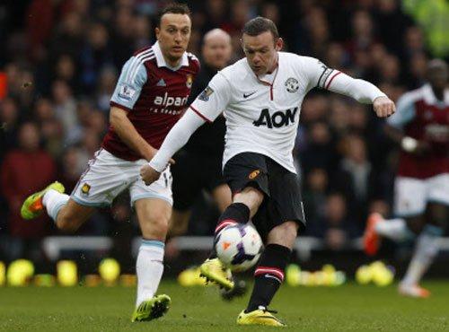 Rooney special flattens West Ham