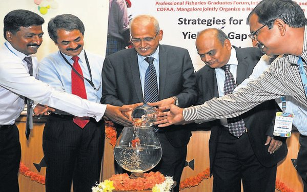 'Develop strategies to enhance fish production'