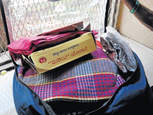 Madilu scheme goes the  Anna Bhagya way in City