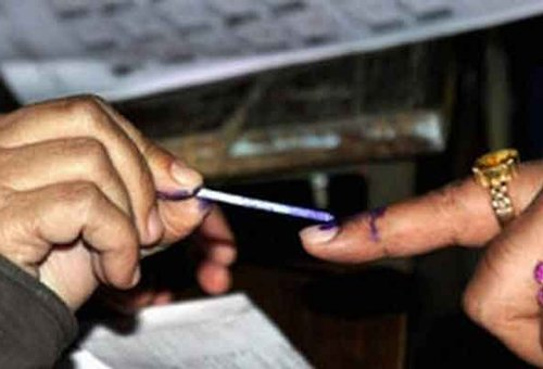 Erase voting ink at your own risk!