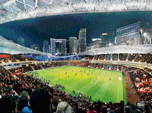 Beckham's Miami stadium plan runs into opposition