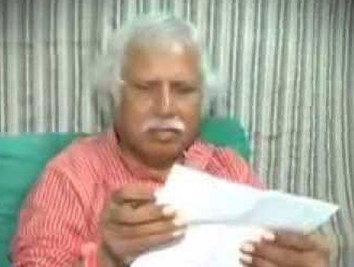 Cong's Mistry to take on Modi in Vadodara