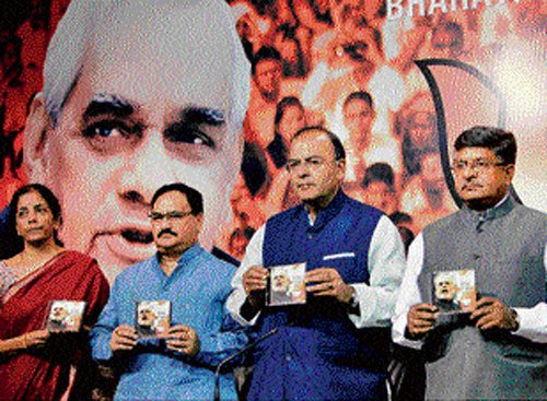 BJP anthem, featuring Modi, pledges to keep country proud