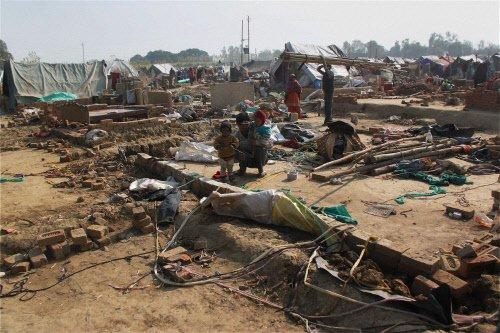 UP govt was negligent in preventing Muzaffarnagar riots: SC
