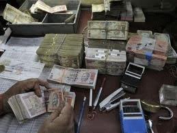 Rs 2.84 cr cash, 34k litres of liquor seized