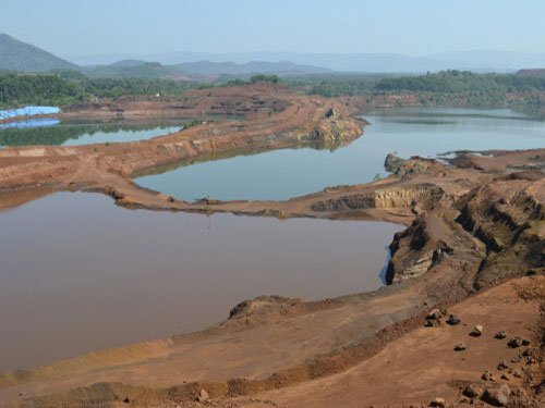 Mining upto 27.5 mn tons sustainable in Goa: Committee