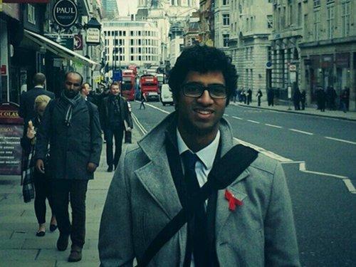 Indian-origin student wins UK Twitter prize