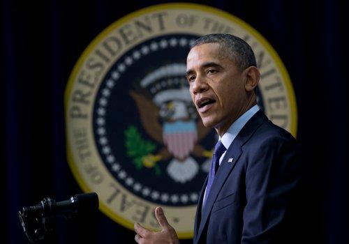 Obama says plan will end NSA bulk data sweep
