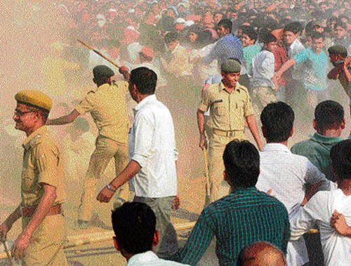 BJP fears security threat to rallies