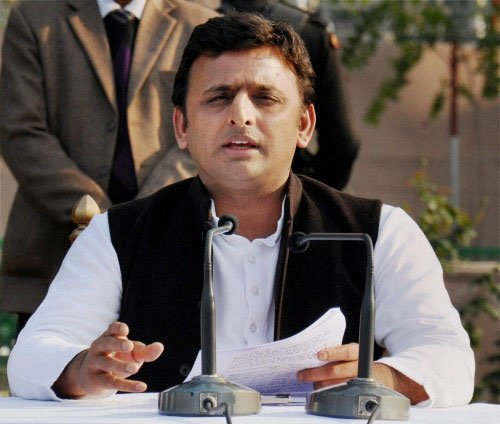 Entire country wants Third Front, says Akhilesh Yadav
