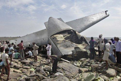 IAF's new Super Hercules aircraft crashes, 5 killed