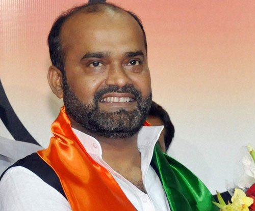 Sabir Ali asks BJP leadership to put induction on hold