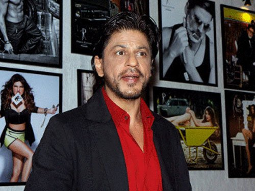 My parents went too early: SRK